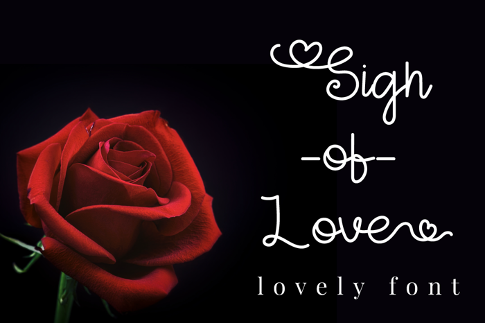 Sign Of Love poster