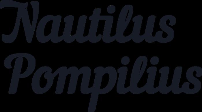 Nautilus Pompilius Font poster