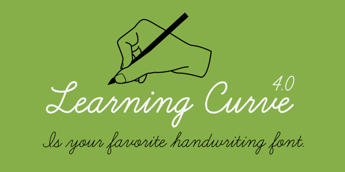 Learning Curve BV poster