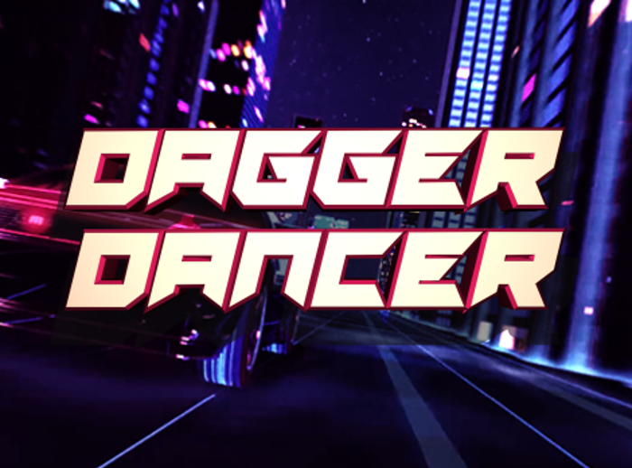 Dagger Dancer Font poster