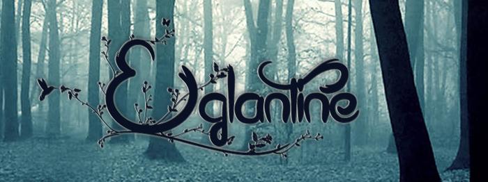 Eglantine Font poster