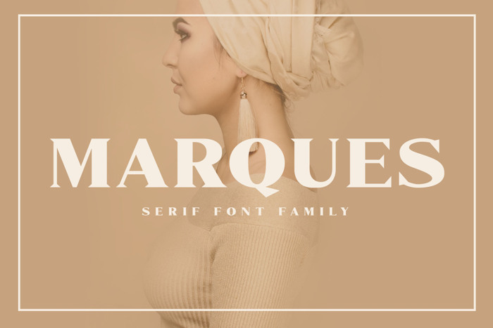 Marques Font poster