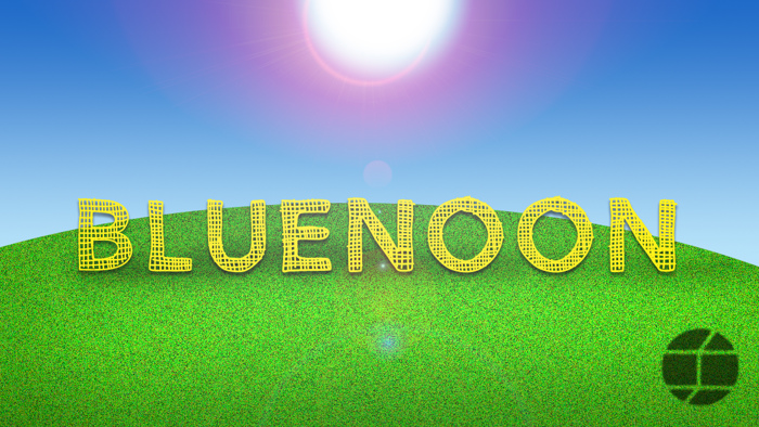 BlueNoon Font