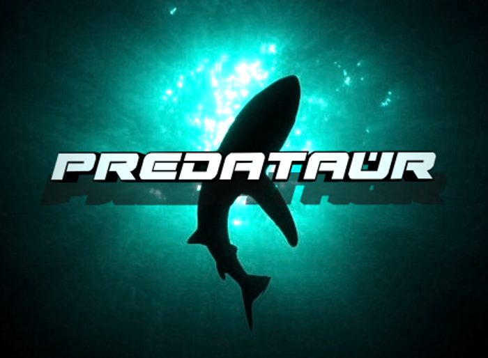 Predataur Font poster