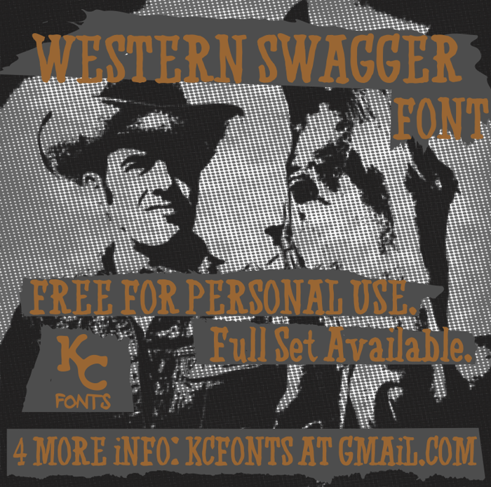Western Swagger poster