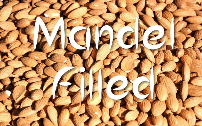 Mandel Font poster