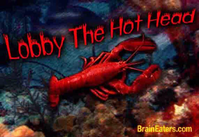 Hothead Font poster