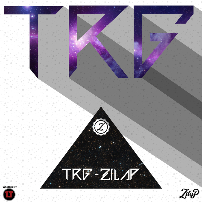 TRG - Zilap Font poster