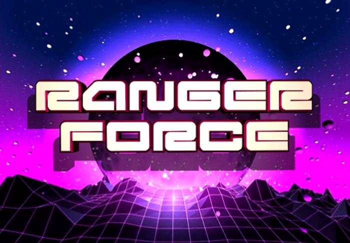 Ranger Force Font poster
