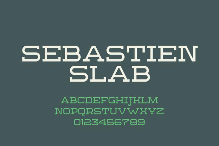 Sebastien Slab poster