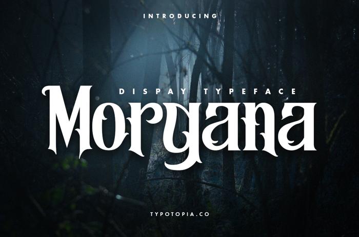 Morgana Font