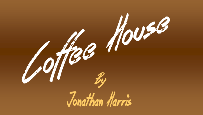Coffee House Font poster