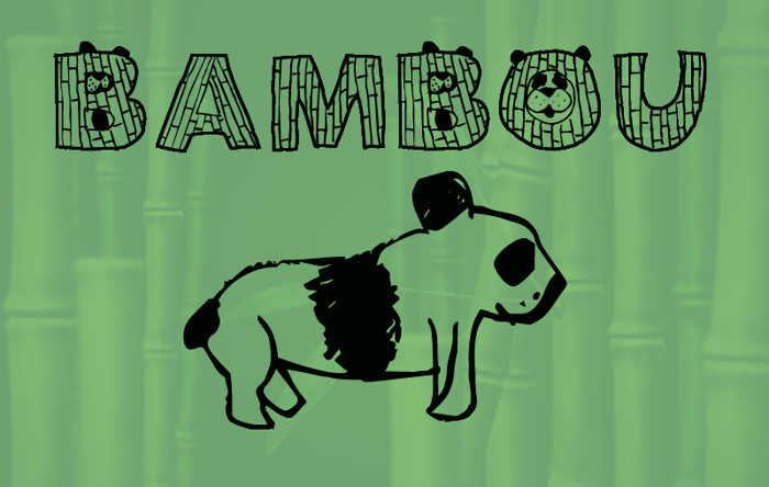 Bambou Font