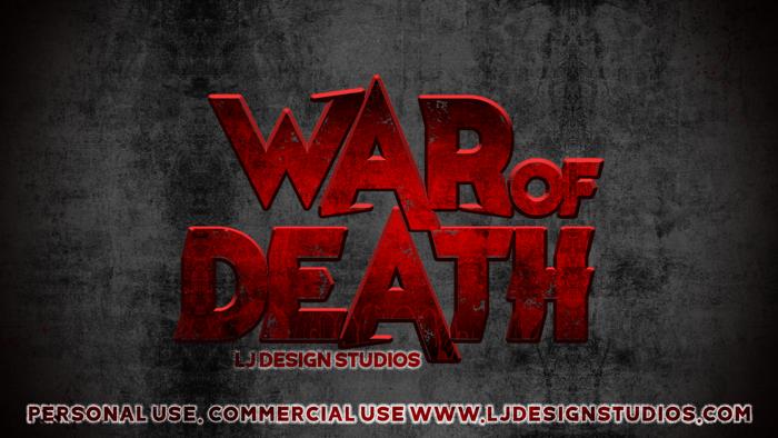 War of Death poster