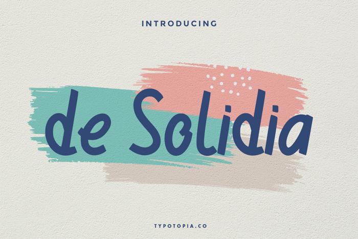 de Solidia Font