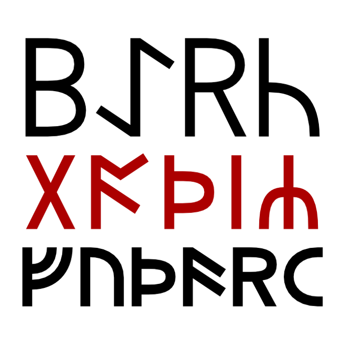Beorc Gothic Font