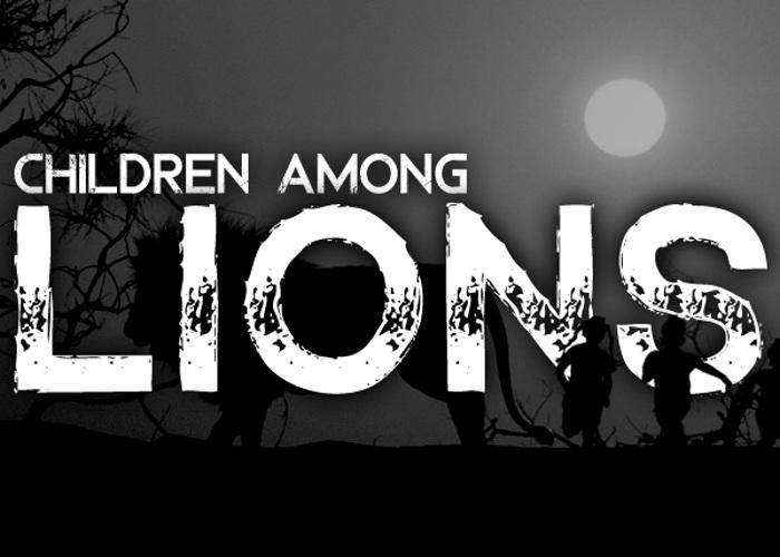 Children Among Lions Font