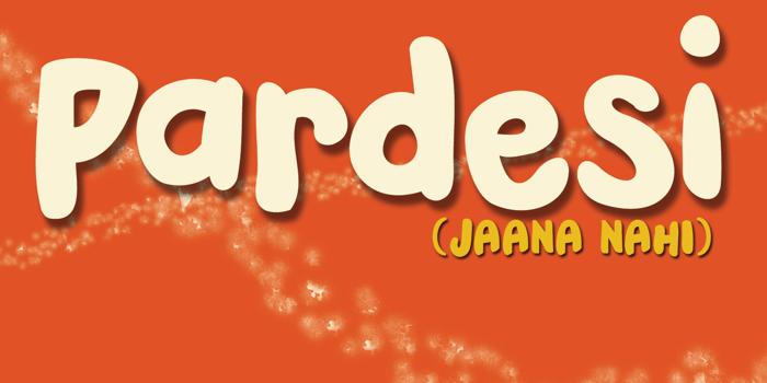 DK Pardesi Font