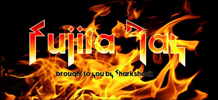 Fujita Ray Font poster