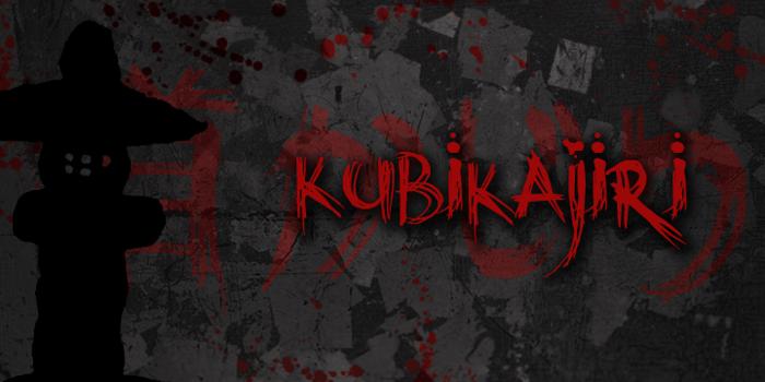 DK Kubikajiri Font poster