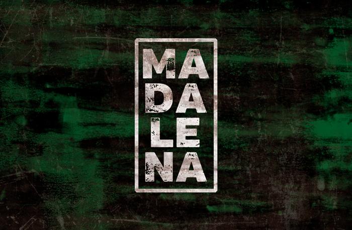 Vtks Madalena Font poster