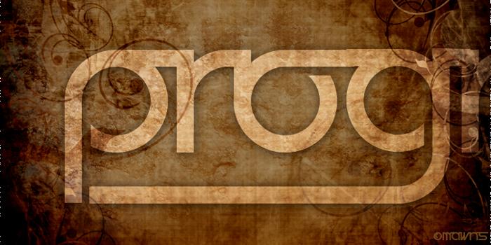 Prognostic Font poster