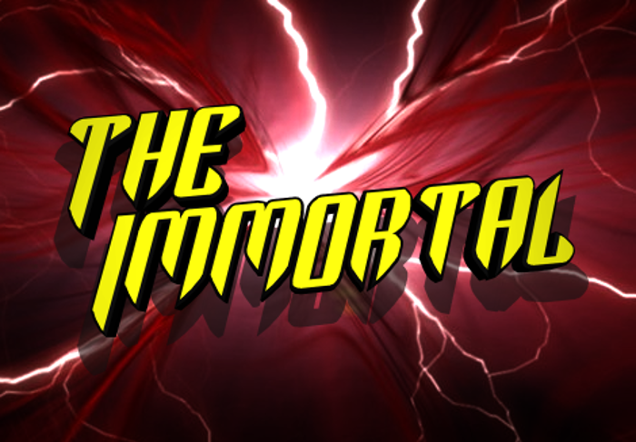 The Immortal Font poster