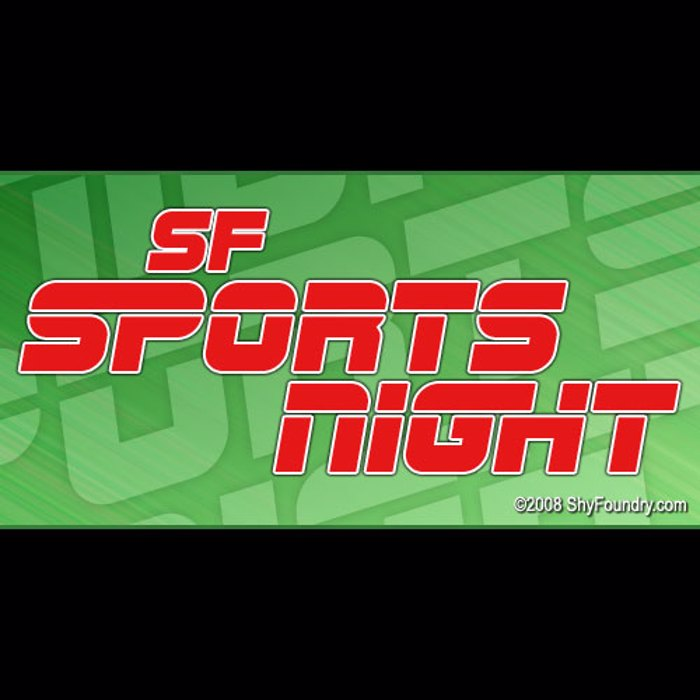 SF Sports Night Font poster