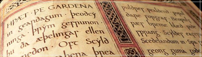 Pfeffer Mediæval Font poster
