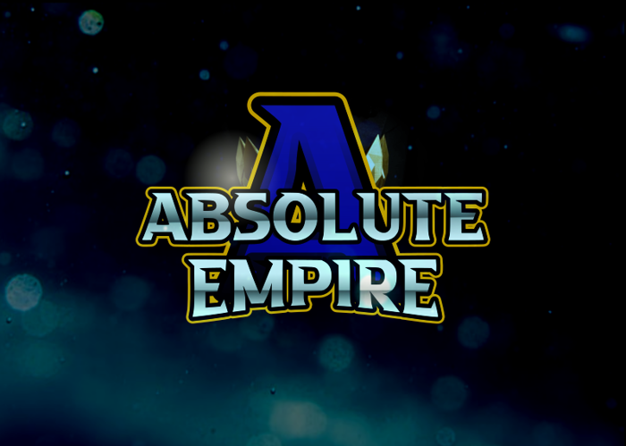 a Absolute Empire Font poster