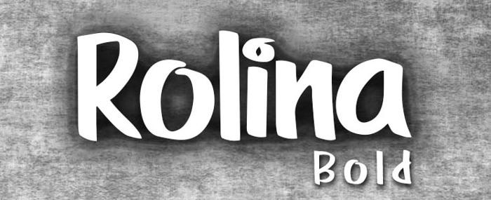 RolinaBold Font