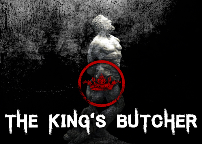 Kings Butcher Font poster