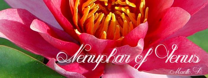 Nenuphar of Venus Font poster
