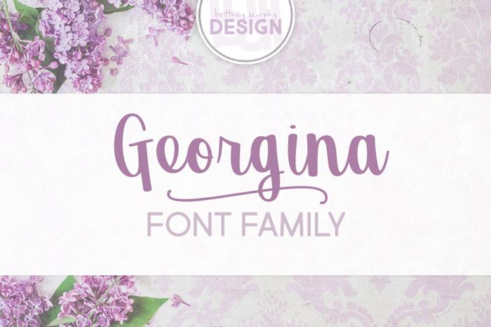 Georgina Font poster