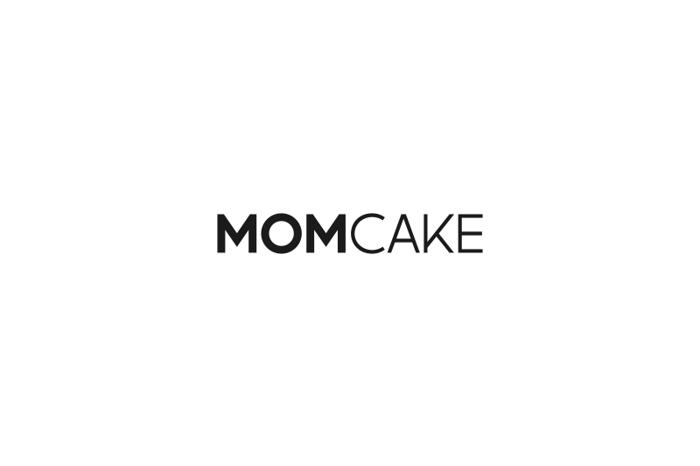 Momcake Font poster