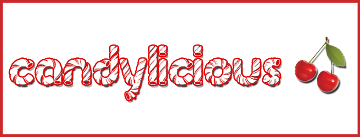 Candylicious Font poster