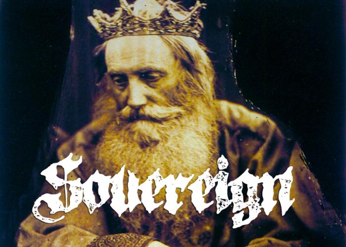 Sovereign Font poster