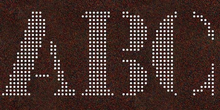 Stencix Font poster