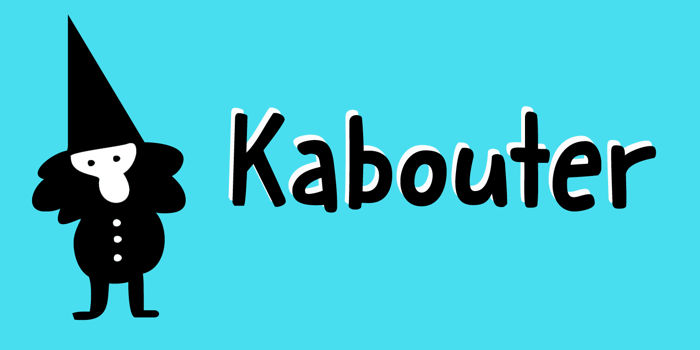 Kabouter poster