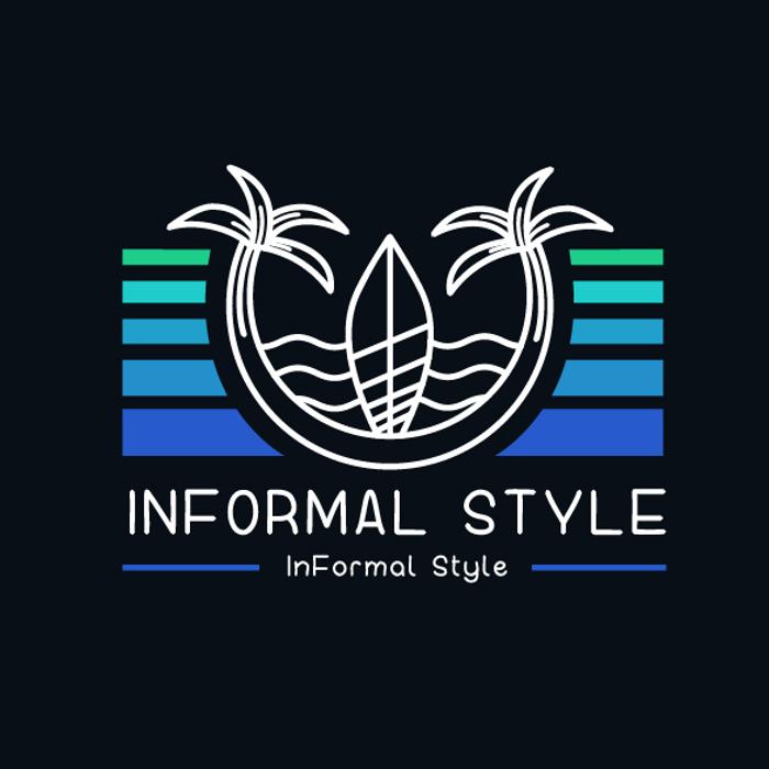 InFormal Style Font poster