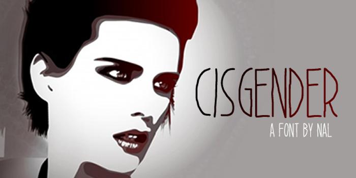 Cisgender Font