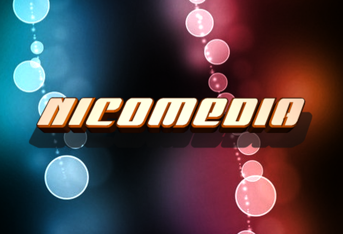 Nicomedia Font poster