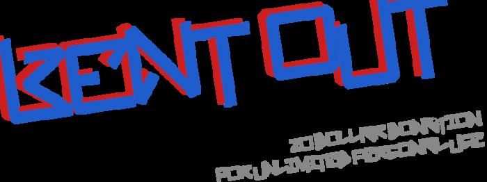 BentOut Font poster