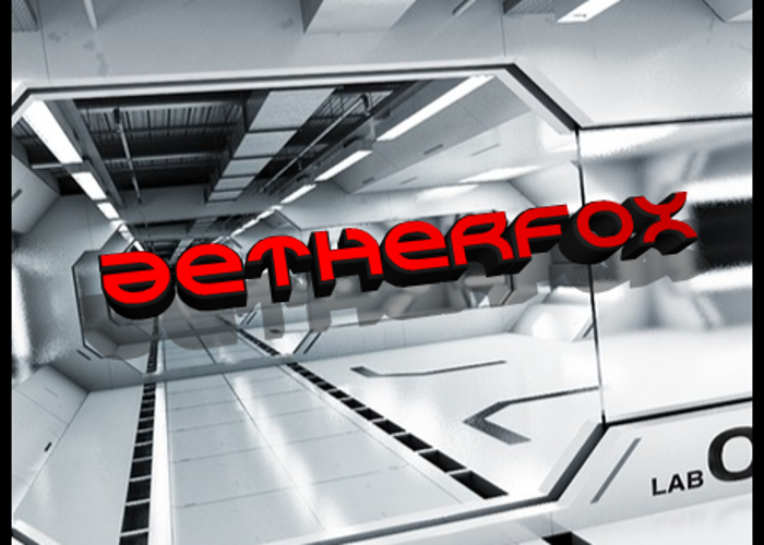 Aetherfox Font poster