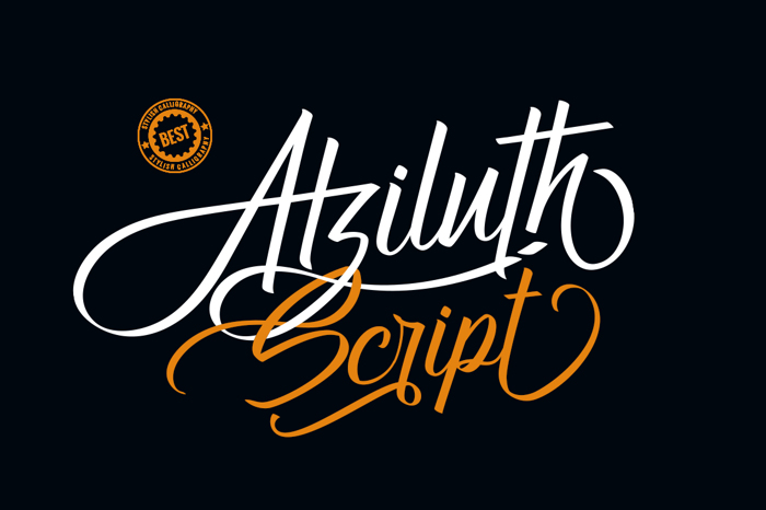 Atziluth Font poster