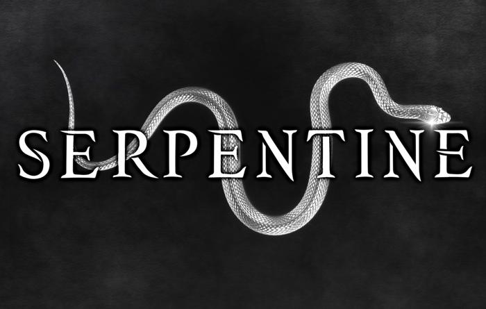 SERPENTINE Font poster