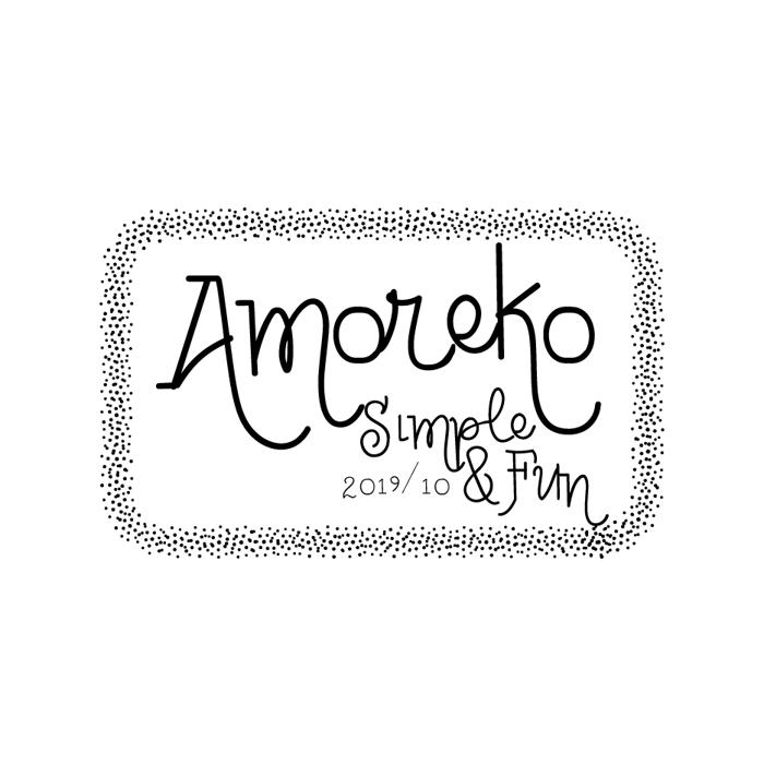 Vtks Amoreko Font poster