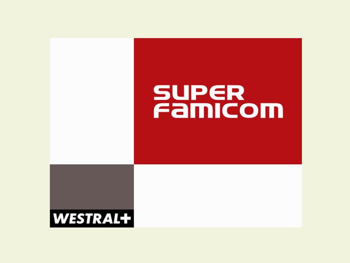 Super FamiFont Font poster