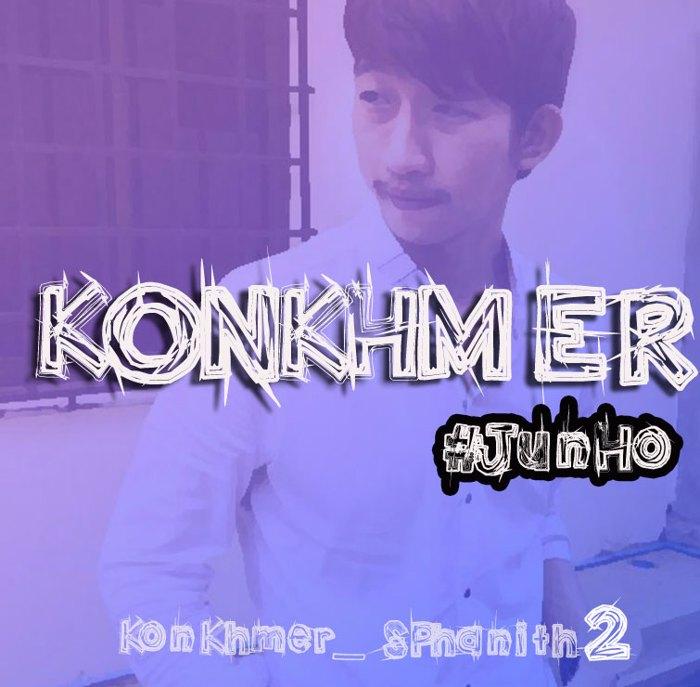 KonKhmer_S-Phanith2 Font poster