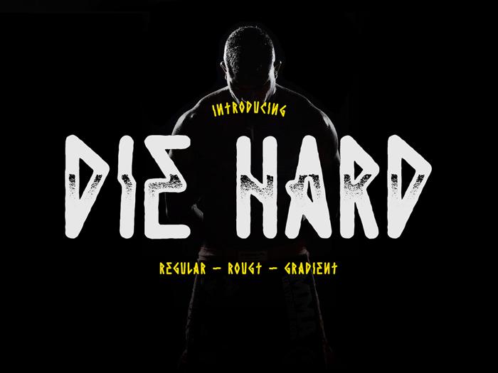 Die Hard poster